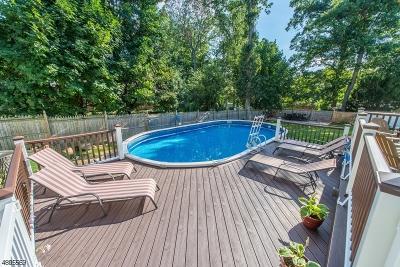 Wayne Twp. Single Family Home For Sale: 27 Chandler Ln