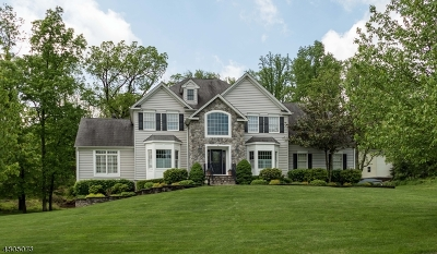 Raritan Twp. Single Family Home For Sale: 4 Hidden Pond Ct