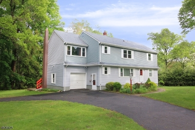 Wyckoff Twp. Single Family Home For Sale: 254 Wilson Pl
