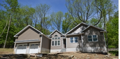 Sparta Twp. Single Family Home For Sale: 81 Mountain Heights Dr