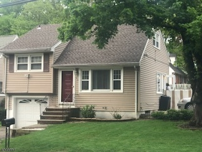 Wayne Twp. Single Family Home For Sale: 68 Colfax Rd