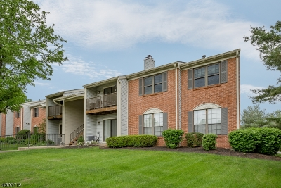 Bernards Twp. Condo/Townhouse For Sale: 332 English Pl