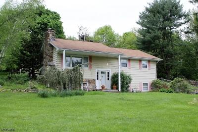 Glen Gardner Boro, Hampton Boro Single Family Home For Sale: 82 Charlestown Rd