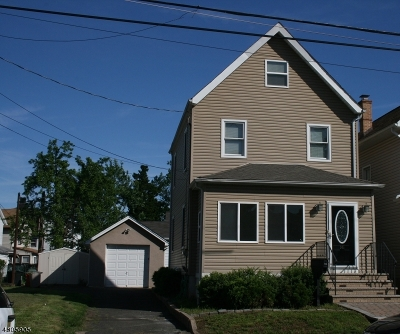 Roselle Park Boro Single Family Home For Sale: 345 Seaton Ave