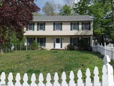 Branchville Boro Single Family Home For Sale: 5 Morris Ave