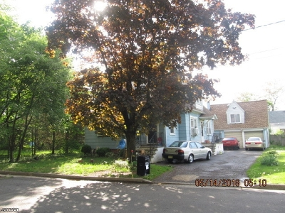 Manville Boro Multi Family Home For Sale: 525 Lincoln Ave