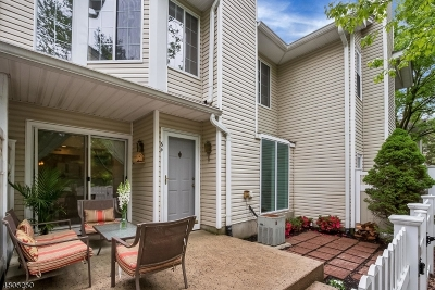 Bedminster Twp. NJ Condo/Townhouse For Sale: $334,999