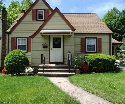 Clifton City Single Family Home For Sale: 16 Cloverdale Rd