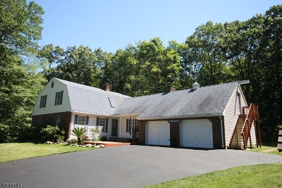 Sparta Twp. Single Family Home For Sale: 33 Milton Rd