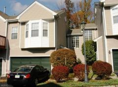 Bedminster Twp., Bridgewater Twp., Bernards Twp., Raritan Boro Rental For Rent: 42 Heatherwood Ln