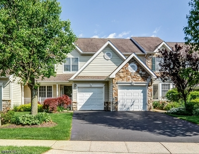 Bernards Twp. NJ Condo/Townhouse For Sale: $620,000