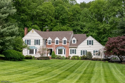 Chester Twp. Single Family Home For Sale: 5 Chesterbrook Rd