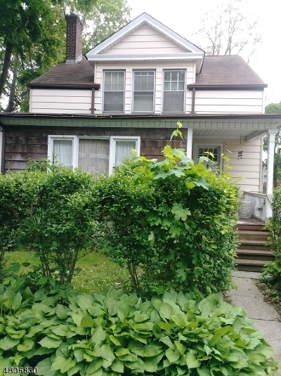 Morristown Town Single Family Home For Sale: 19 Morton St