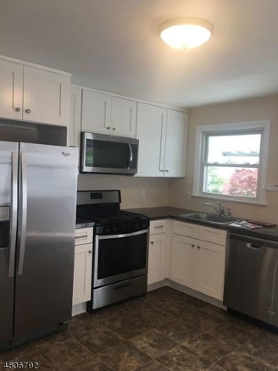 Roselle Park Boro Single Family Home For Sale: 141 Sheridan Ave