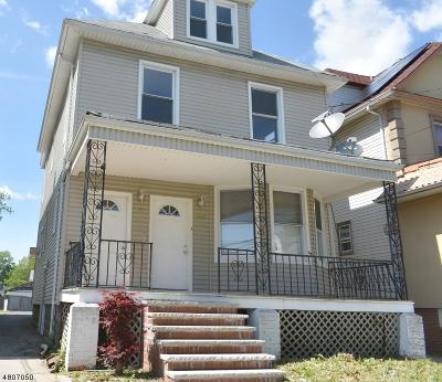 Elizabeth City Multi Family Home For Sale: 331 Vine St