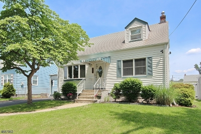 Union Twp. Single Family Home For Sale: 2583 Hamilton Ter