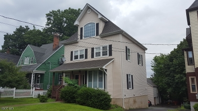 Morristown Town Rental For Rent: 71 Mills St