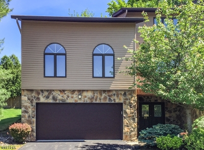 Woodland Park Condo/Townhouse For Sale: 55 Woodland Dr