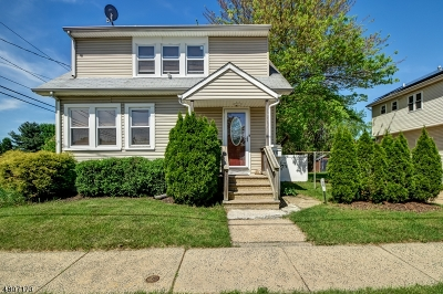 Edison Twp. Single Family Home For Sale: 26 Oakland Ave