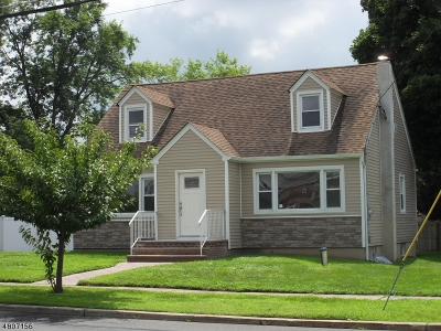 Somerville Boro Single Family Home For Sale: 170 Union Ave