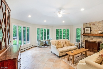 Bernardsville Boro Single Family Home For Sale: 144-1 Round Top Rd