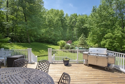 Chester Twp. Single Family Home For Sale: 19 Delwood Rd
