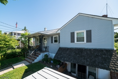 Kenilworth Boro Single Family Home For Sale: 333 N 16th St