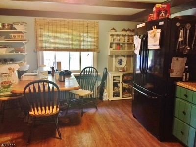 Sussex County Single Family Home For Sale: 431 Route 515