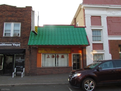 Somerset County Commercial For Sale: 244 S Main St #244