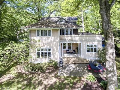 Mountain Lakes Boro NJ Single Family Home For Sale: $839,000