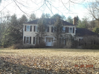 Bethlehem Twp. Single Family Home For Sale: 51 Norma Rd