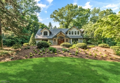 Wyckoff Twp. Single Family Home For Sale: 469 Hartung Dr