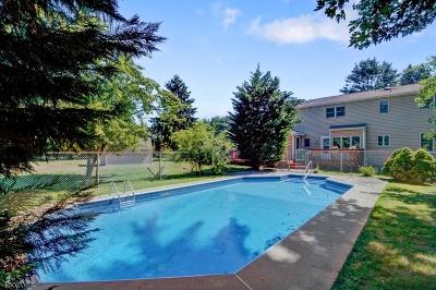 Readington Twp. Single Family Home For Sale: 9 Centerville Rd