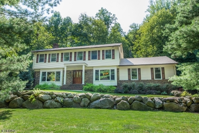 Montville Twp. Single Family Home For Sale: 44a Rockledge Rd
