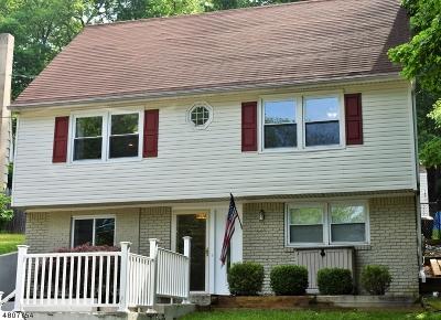 Roxbury Twp. Single Family Home For Sale: 546 Atlas Rd