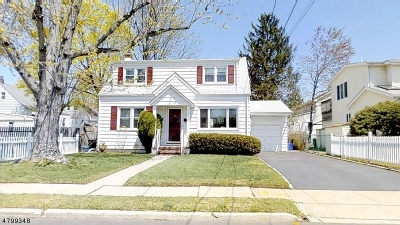Union Twp. Single Family Home For Sale: 2611 Audrey Ter
