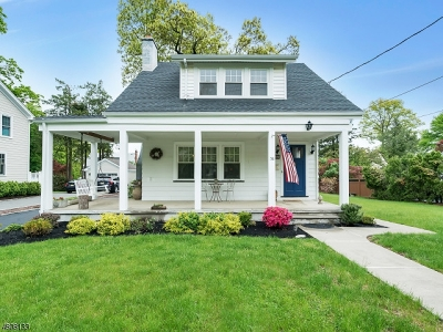 Madison Boro Single Family Home For Sale: 33 Beech Ave