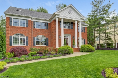 Madison Single Family Home For Sale: 8 Independence Ct