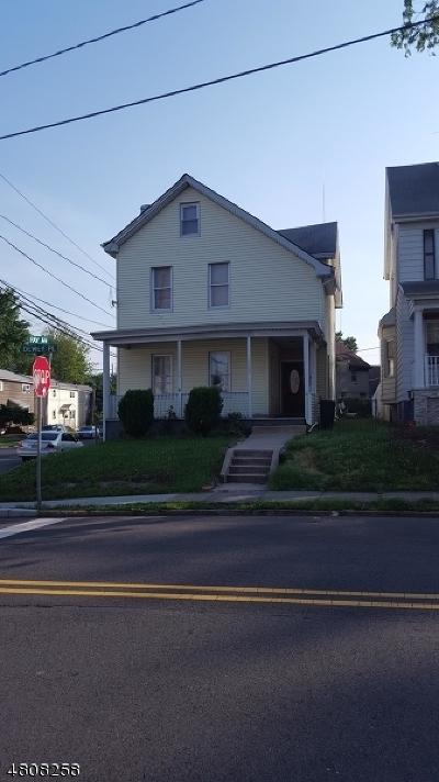 Elizabeth City Single Family Home For Sale: 1036 Dewey Pl