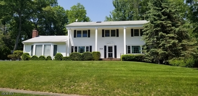 Wyckoff Twp. Single Family Home For Sale: 524 Waverly Rd