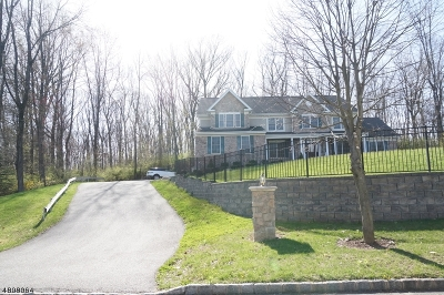 Randolph Twp. Single Family Home For Sale: 5 Poplar Ct