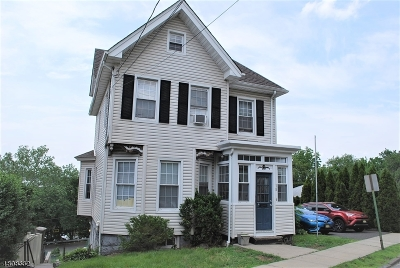 Kearny Town Single Family Home For Sale: 18 N Midland Ave
