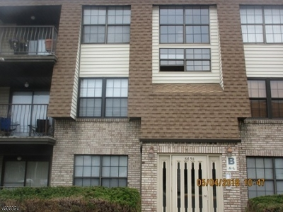 Elizabeth City Condo/Townhouse For Sale: 660-672 N Broad St B11