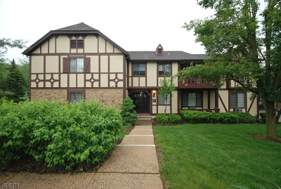 Chatham Twp Condo/Townhouse For Sale: 1f Avon Ct