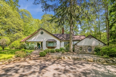 Sparta Twp. Single Family Home For Sale: 109 Stanhope Rd
