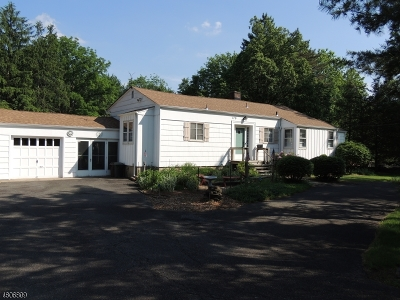 West Caldwell Twp. Single Family Home For Sale: 170 Fairfield Ave