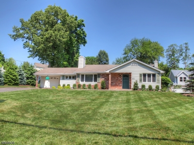 North Haledon Boro Single Family Home For Sale: 233 Ballentine Dr