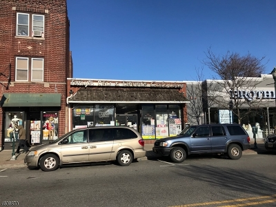 Kearny Town Commercial For Sale: 361 Kearny Ave