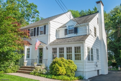 Single Family Home For Sale: 50 Meadowbrook Rd
