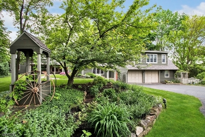Roseland Boro Single Family Home For Sale: 190 Passaic Ave